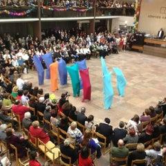 Photo taken at Budapesti Corvinus Egyetem - Budai Campus by Gergely S. on 1/18/2013