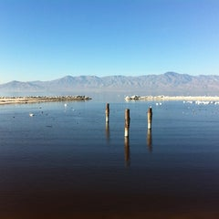 Photo taken at Salton Sea State Recreation Area by Frank H. on 11/22/2012