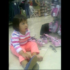 Photo taken at Mothercare TP4 by Gretta K. on 6/23/2014