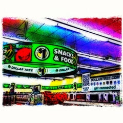 Photo taken at Dollar Tree by Michael S. on 10/17/2012
