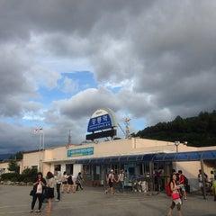 Photo taken at 강릉역 (Gangneung Stn.) by 나목 on 7/26/2014