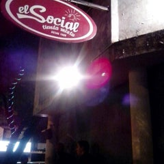 Photo taken at El Social by Gustavo P. on 12/20/2012