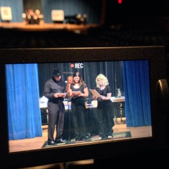 Photo taken at Alexander Central High School Auditorium by Chad R. on 5/8/2014