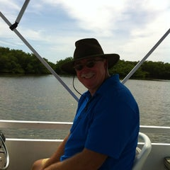 Photo taken at Tarpon Bay Explorers by Dana W. on 10/3/2012