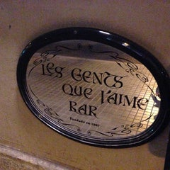 Photo taken at Les Gens Que J'aime by Paul A. on 8/21/2014