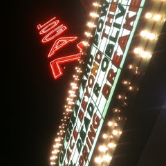 Photo taken at Logan Theatre by Maureen on 5/5/2013