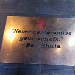 Photo taken at Shula's 347 by Jeff N. on 11/21/2014