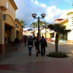 Photo taken at Desert Hills Premium Outlets by Geoff C. on 12/24/2012