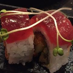 Photo taken at Sushi Ko by D J. on 3/1/2015