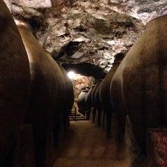 Photo taken at Las Cuevas del Vino by Salvador R. on 7/2/2014