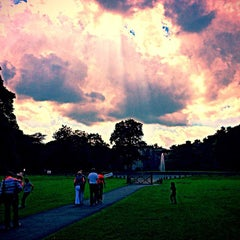 Photo taken at Towneley Hall by Adam W. on 8/22/2013
