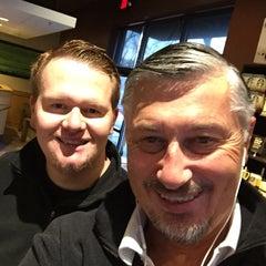 Photo taken at Starbucks by Dean H. on 3/12/2015