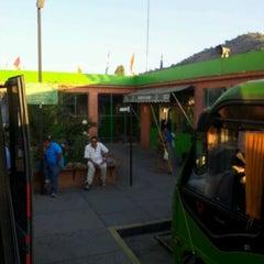 Photo taken at Terminal de Buses La Calera by Angelica R. on 3/11/2012