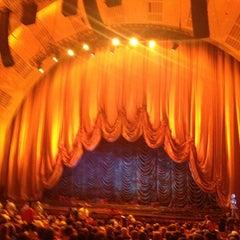 Photo taken at Zarkana by Cirque du Soleil by Ariel J. A. on 9/1/2012