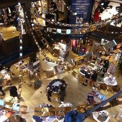 Photo taken at Liberty of London by Ms. A. on 12/17/2012