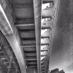 Photo taken at Centre St Bridge by Gary O. on 3/12/2014