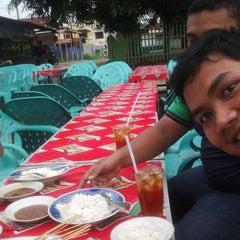 Photo taken at Lapangan Merdeka by Muhammad F. on 10/21/2014