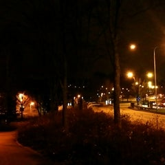 Photo taken at Leppävaara / Alberga by Riku N. on 11/13/2014