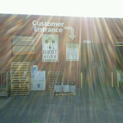 Photo taken at Ghost River Brewery by Jonathan D. on 11/21/2012