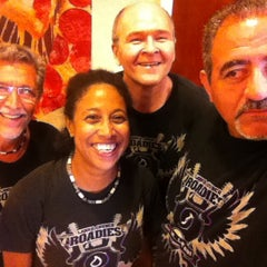Photo taken at Filippos Famous Pizza by Rosemarie S. on 8/4/2013