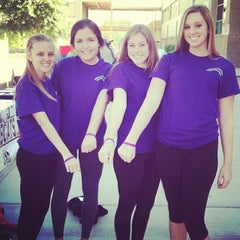 Photo taken at Saguaro High School by THE PURPLE SOCIETY on 10/26/2013