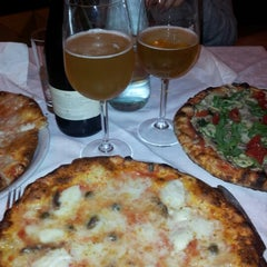 Photo taken at Pizzeria Da Antonio by daniele z. on 12/15/2012