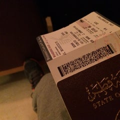 Photo taken at Premium Lounge by Saoud A. on 5/25/2014