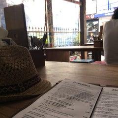 Photo taken at Cafe Zucchini by Kari K. on 2/4/2014