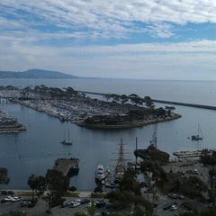 Photo taken at Dana Point Harbor by Ruth T. on 1/1/2013