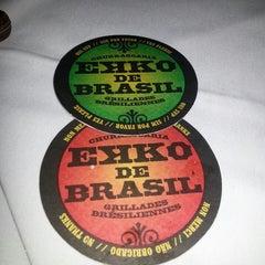 Photo taken at Ekko De Brazil by Igor P. on 2/9/2014