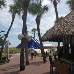 Photo taken at TradeWinds Island Resorts by Melanie F. on 7/28/2013