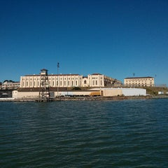 Photo taken at San Quentin State Prison by Parker D. on 6/30/2013