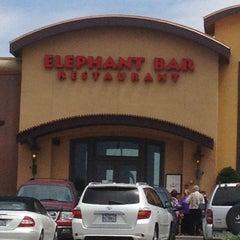 Photo taken at Elephant Bar Restaurant by Kim H. on 5/12/2013