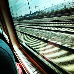 Photo taken at NJT - Northeast Corridor Line (NEC) by Corey K. on 7/3/2014
