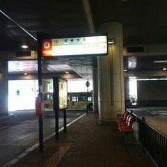 Photo taken at 阪神尼崎 北側 バスロータリー by Yuki on 6/27/2015