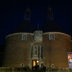 Photo taken at Château de Saint-Fargeau by France-Laure M. on 8/15/2013