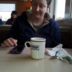 Photo taken at IHOP by Brittany O. on 2/8/2014