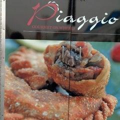 Photo taken at Piaggio Gourmet on Wheels by ke k. on 7/13/2013