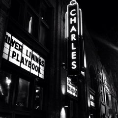 Photo taken at Charles Theatre by Peter C. on 12/19/2012
