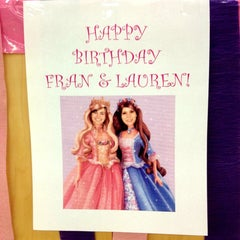 Photo taken at Birthday Committee! by Lauren 🎀 on 3/11/2013