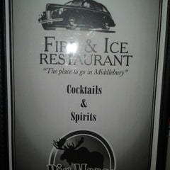 Photo taken at Fire & Ice by eric h. on 3/14/2013