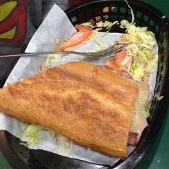 Photo taken at Hugo's Spanish Restaurant by Dylan C. on 5/16/2014