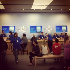 Photo taken at Apple Store, Perth City by CY T. on 9/29/2012
