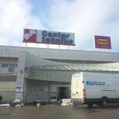 Photo taken at Mercator Tehnika in gradnja by Aleksander G. on 1/23/2013