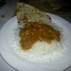Photo taken at Bombay Indian Restaurant by akila k. on 11/19/2012