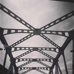Photo taken at สะพานพระราม 3 (Rama III Bridge) by D o N G on 8/30/2015
