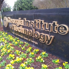 Photo taken at Georgia Institute of Technology by Shapikah R. on 12/25/2012