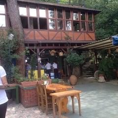 Photo taken at Kaplan Çam Restaurant by Tulai U. on 8/16/2015