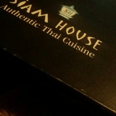 Photo taken at Siam House by Harshan P. on 7/9/2014