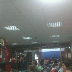 Photo taken at Aeroexpresos Ejecutivos by Moises R. on 3/10/2012